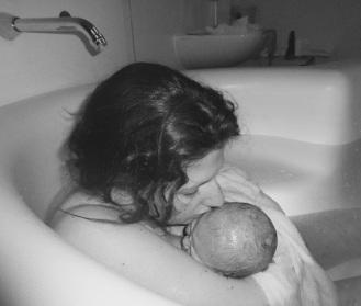 Water birth